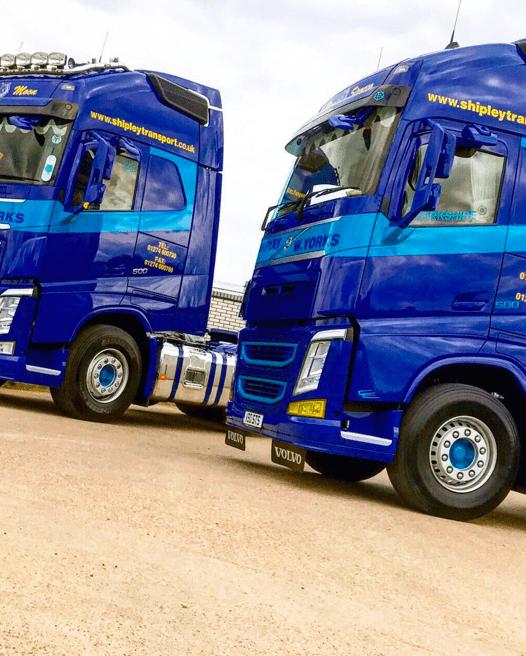 Shipley Transport Services, Bradford